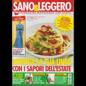 Sano & Leggero - n. 6 - giugno 2020 - mensile