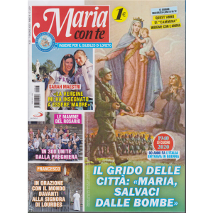 Maria con te - n. 23 - 7 giugno 2020 - settimanale