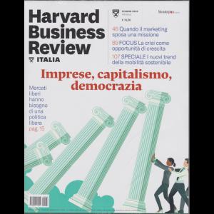 Harward Business Review - n. 6 - giugno 2020 - mensile