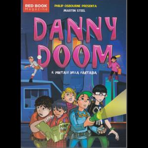 Red Book Magazine - Danny Doom - n. 4 - mensile - 19/5/2020 -