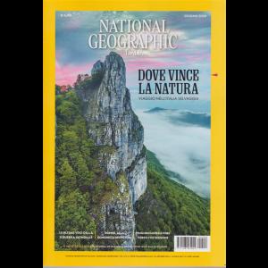 National Geographic - Dove vince la natura - n. 6 - mensile - 1 giugno 2020 -