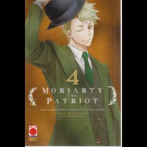 Manga Storie Nuova Serie n. 78 - bimestrale - 4 aprile 2019 - 4 Moriarty the patriot