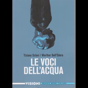 Visioni - Graphic Novel Italiano - Le voci dell'acqua - n. 5 - settimanale -