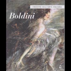 I maestri dell'arte italiana - Boldini - n. 21 - settimanale - 4/6/2020