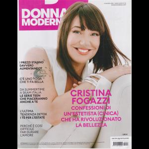 Donna Moderna - n. 25 - 4 giugno 2020 - settimanale