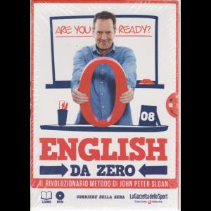 English da zero - n. 8 - settimanale