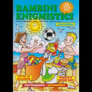 Bambini Enigmistici - n. 110 - bimestrale - luglio - agosto 2020 - 52 pagine tutte a colori