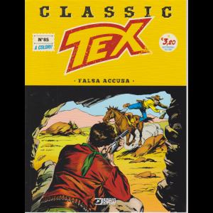 Tex Classic - Falsa Accusa - n. 85 - quattordicinale - 5 giugno 2020