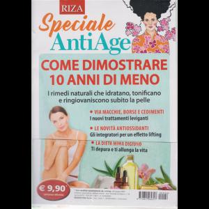 Riza Antiage Speciale - Come dimostrare 10 anni di meno - n. 26 - giugno 2020 -