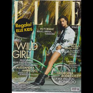Elle  + Elle kids - n. 13 - 13/4/2019 - settimanale - 2 riviste