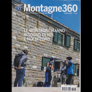 Montagne 360 - n. 93 - mensile - giugno 2020