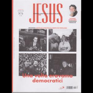 Jesus -n. 6 - giugno 2020 - mensile