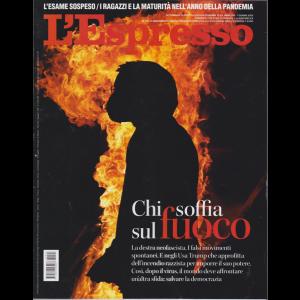 L'espresso - n. 24 - settimanale - 7 giugno 2020