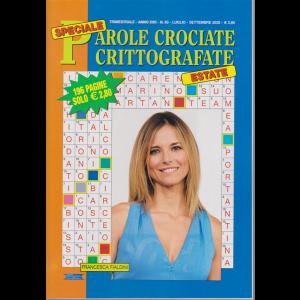 Speciale Parole Crociate crittografate  estate - n. 83 - trimestrale - luglio - settembre 2020 - 196 pagine