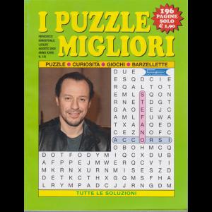 I puzzle migliori - n. 176 - bimestrale - luglio - agosto 2020 - 196 pagine