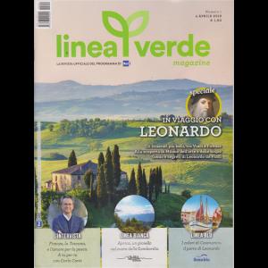 Linea Verde  magazine - n. 1 - 4 aprile 2019 - quattordicinale