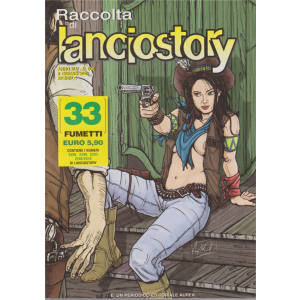 Raccolta di Lanciostory - n. 606 - 6 giugno 2020 - mensile - 33 fumetti