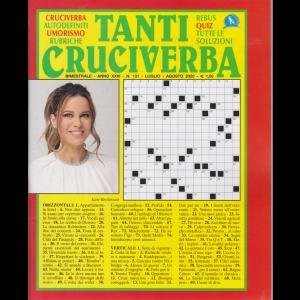 Tanti Cruciverba - n. 131 - bimestrale - luglio - agosto 2020 .-