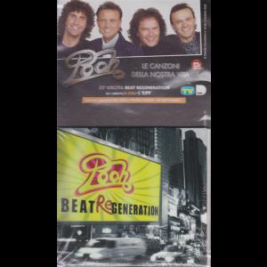 Cd Musicali di Sorrisi - n. 22 - Pooh - Beat regeneration - 5 giugno 2020 - cd + libretto