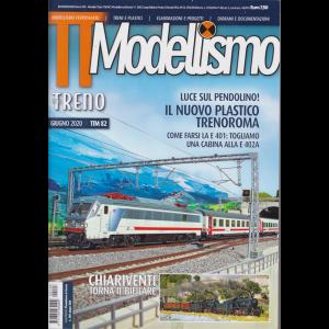 Tutto Treno Modellismo ferroviario - n. 198 - giugno 2020 - mensile