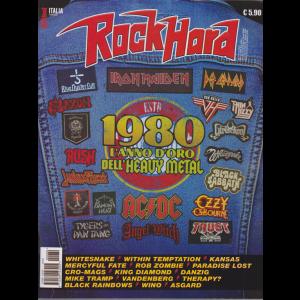 Rockhard Italia - n. 69 - mensile - 5 giugno 2020 -