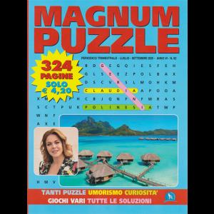 Magnum Puzzle - n. 62 - trimestrale - luglio - settembre 2020 - 324 pagine
