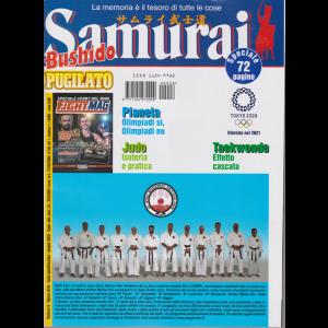 Samurai - Bushido pugilato - n. 6 - giugno 2020 - 72 pagine