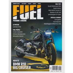 Fuel Magazine - n. 8 - bimestrale - giugno - luglio 2020