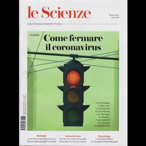 Le Scienze - n. 622 - mensile - giugno 2020