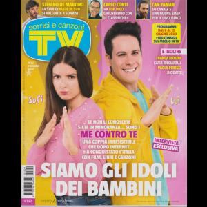 Sorrisi e Canzoni Tv - n. 22 - 2 giugno 2020 - settimanale