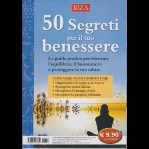 Riza Psicosomatica - 50 segreti per il tuo benessere - n. 472 - giugno 2020 -