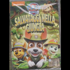 I Dvd di Sorrisi5 - Paw Patrol - Salvataggi nella giungla - n. 7 - settimanale - giugno 2020