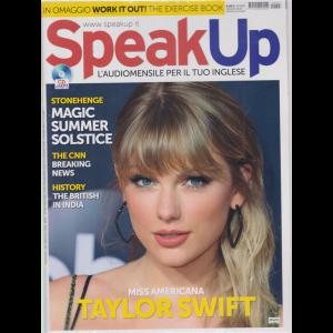 Speak Up - n. 423 - giugno 2020 - mensile - rivista + cd audio