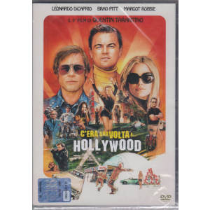 I Dvd Fiction di Sorrisi 2 - n. 20 -C'era una volta Hollywood -  settimanale - 9/6/2020 -
