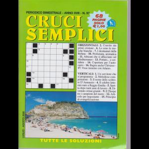 Cruci Semplici - n. 97 - bimestrale - luglio - agosto 2020 - 68 pagine