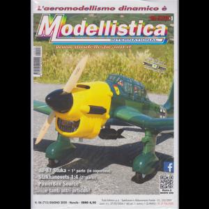 Modellistica - n. 6 - giugno 2020 - mensile