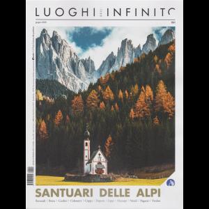 Luoghi dell'infinito - n. 251 -Santuari delle Alpi -  giugno 2020 - mensile