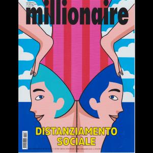 Millionaire - Distanziamento sociale - n. 6 - giugno 2020 - mensile