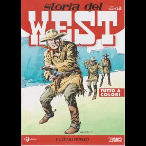 Storia del west - L'ultimo duello - n. 15 - mensile - giugno 2020 -