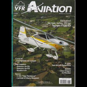 Vfr Aviation - n. 60 - mensile - giugno 2020