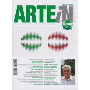 Arte In  world - n. 3 - maggio - giugno 2020 -