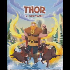 Miti e dei vichinghi - Thor e i capri volanti - n. 12 - settimanale - 6/6/2020 - copertina rigida