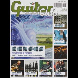 Guitar Club - Zak Rizvi - giugno 2020 - mensile - n. 6