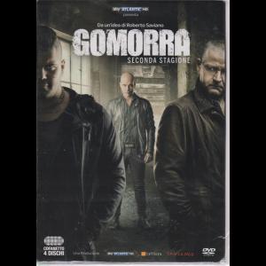 I Dvd Di Sorrisi6 - n. 13 - 2 aprile 2019 - Da un'idea di Roberto Saviano Gomorra - seconda stagione -