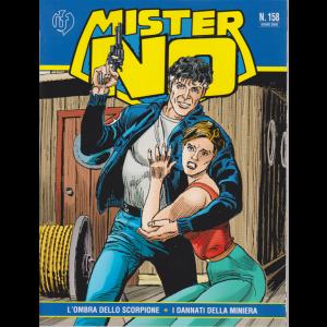Mister No - n. 158 - 10 giugno 2020 - mensile