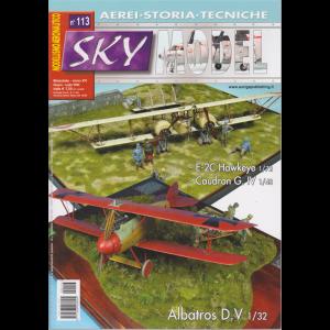 Sky Model - n. 113 - bimestrale - giugno - luglio 2020 -