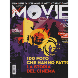 Best Movie - n. 6 - giugno 2020 - mensile
