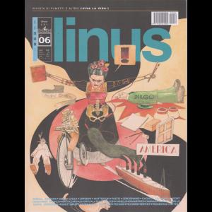 Linus - n. 6 - mensile - aprile 2020 - estate