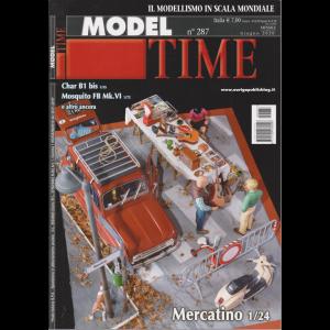 Model Time - n. 287 - mensile - giugno 2020 -