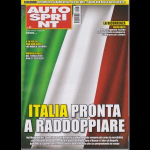 Autosprint - n. 23 - settimanale - 9-15 giugno 2020 -
